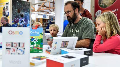 Op speelse en toch leerrijke manier jonge kinderen de basis leren van coderen