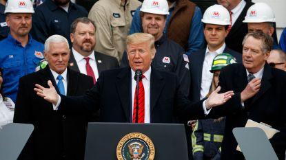 """Greet De Keyser over Trumps economisch beleid: """"Trump kan zichzelf als de dealmaker blijven voorstellen"""""""