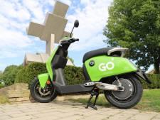 Knalgroene elektrische deelscooters nu ook in Hengelo