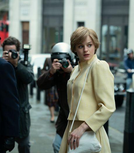 Emma Corrin speelt prinses Diana in The Crown: 'Ik kwam voor een baantje achter de schermen'