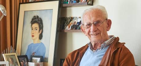 Mink Ferweda geniet van de aandacht op zijn 100-ste verjaardag. 'Ik maak er het beste van'