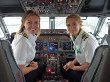 Vrouwen in de cockpit? Ze zijn niet te vinden