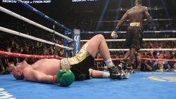 Bokswereld in alle staten nadat kamp voor WBC-titel tussen Fury en Wilder onbeslist eindigde