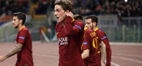 Roma koestert nieuwe held Zaniolo: 'Ik ga deze avond nooit vergeten'