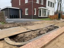PvdA wil voor eens en altijd weten wie schuldig is aan plaatsing rioolkast en boom voor Dordts huis