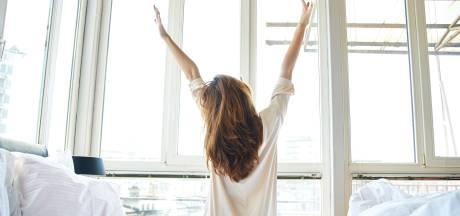 'Hoe je start, bepaalt je mindset voor de rest van de dag'