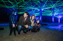 Het project werd voor het eerst uitgetest tijdens het Lichtfestival: de Luxemburgers bleken het gulst, de Belgen het zuinigst