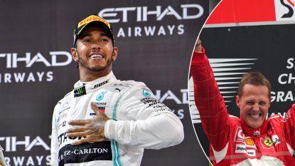 Deze Schumacher-records heeft Hamilton nog voor het grijpen
