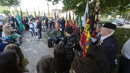 Russische krijgsgevangenen geëerd met monument