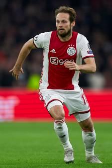 Daley Blind werkt aan terugkeer bij Ajax