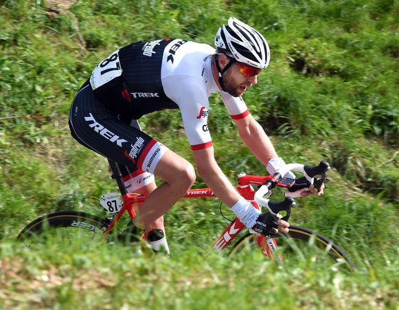 Ryder Hesjedal zal de Giro van 2016 niet winnen.