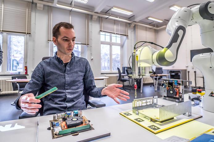 Dankzij TU grossiert Delft in patentaanvragen.