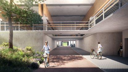 Blancefloerlaan krijgt fietstunnel, werken beginnen maandag