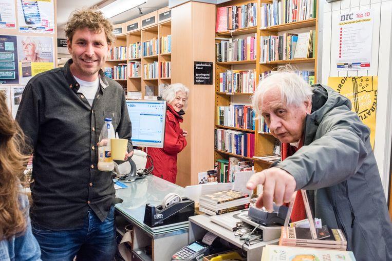 Boekhandel Godert Walter, Groningen Beeld Simon Lenskens