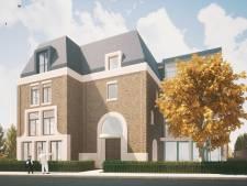 Velpse Parkstraatkerk maakt plaats voor Villa Florin: 4 bouwlagen met 8 ruime appartementen