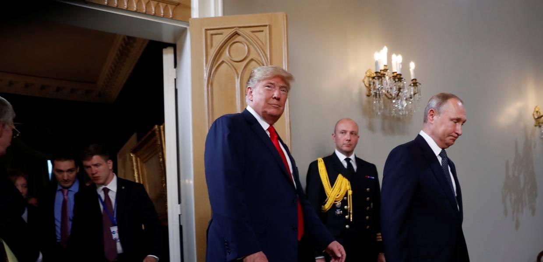 **Liveblog - Trump tegen Poetin: de wereld wil dat wij goed met elkaar kunnen omgaan**