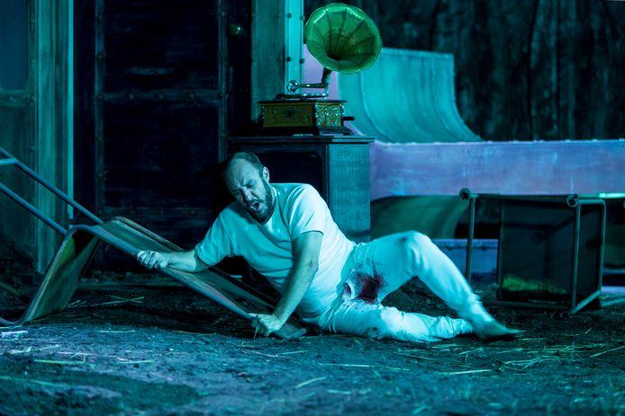 Marcel van Dieren in MacBett bij Opera Spanga