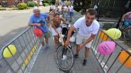 Fietsstraat en fiets-wash om SympaFietste gemeente te worden