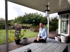 Hans en Judith verlaten vanwege een scheiding hun moderne jaren '30 villa: 'Het uitzicht verveelt nooit'