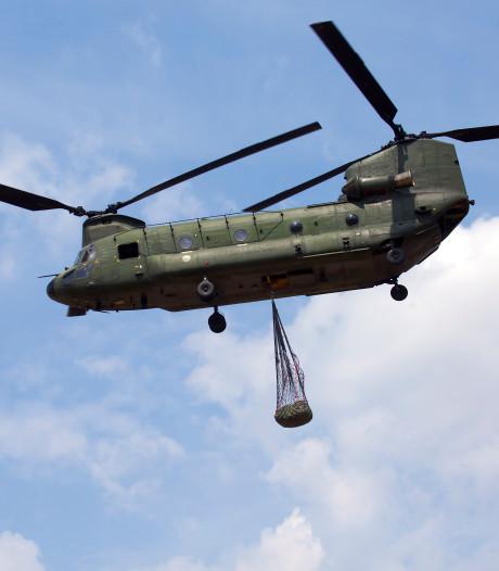 Haghorst ziet nog niks terug van toezeggingen Defensie over helikopteroverlast