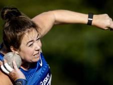 Na elf gouden jaren moet Melissa Boekelman haar nationale titel kogelstoten uit handen geven: 'Jammer'