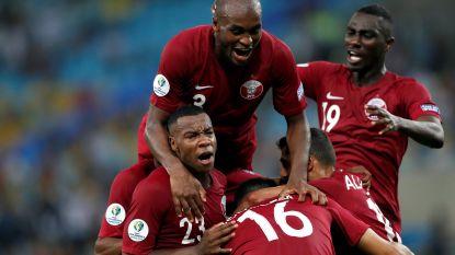 Football Talk (16/06). Qatar vecht terug tegen Paraguay in Copa América en pakt punt