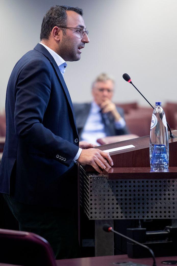 Wethouder Yasin Torunoglu Eindhoven