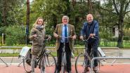 Eerste beveiligde vlotte oversteekplaats fietssnelweg Spoorlijn 18 geopend