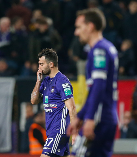Ivan Obradovic quitte le Sporting d'Anderlecht