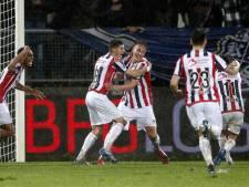 Toch nog een punt voor Willem II na hectische slotfase tegen FC Utrecht