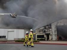 Bewoners na verwoestende brand Vorden voorlopig niet terug naar huis; eerste opruimwerk begonnen