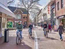 Oss maakt maandag pas werk van fietsverbod in centrum