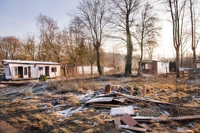 Reportage situatie en mensen op Fort Oranje in Rijsbergen Foto Edwin Wiekens / Pix4Profs