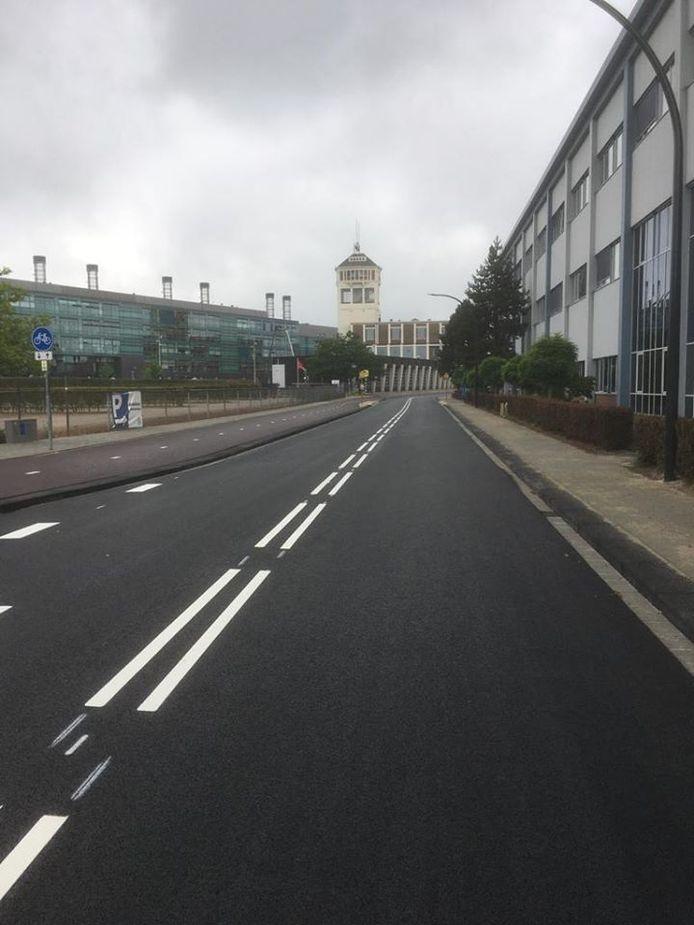 De Lansinkesweg is weer open na herinrichting