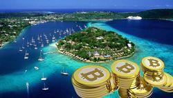 Voor 42 bitcoins kan je burger van belastingparadijs Vanuatu worden