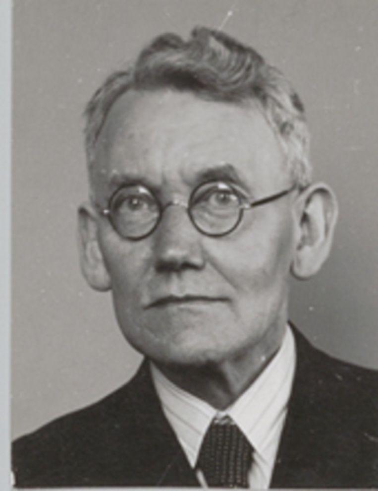 Max Ditmar Henkel (1941-1944, waarnemend directeur). Beeld Rijksmuseum