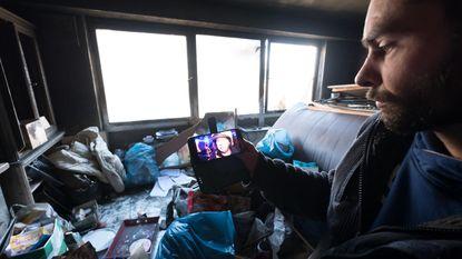 Slachtoffer brand opent rekening voor weldoeners