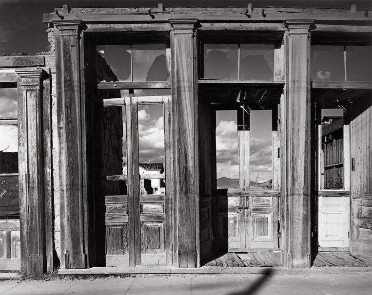 Tombstone, Arizona, (1940). Beeld Estate of Wright Morris