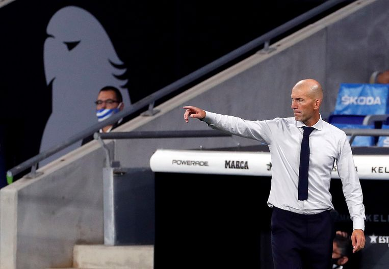 Zinédine Zidane.