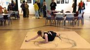 Laatbloeiers stellen hun werken tentoon in de foyer van de Meent
