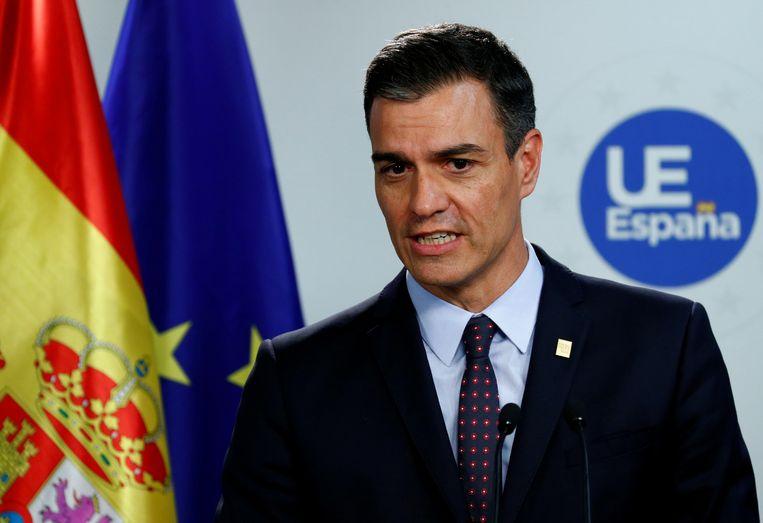Spaans premier Pedro Sanchez probeert al sinds april een nieuwe regering te vormen, voorlopig zonder resultaat.