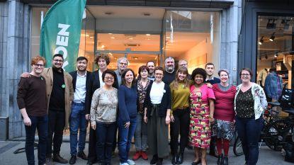 Groen opent campagnehuis in Leuven