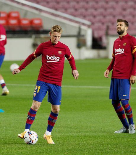 De Jong komt Barça tegemoet: nieuw contract met creatieve constructie