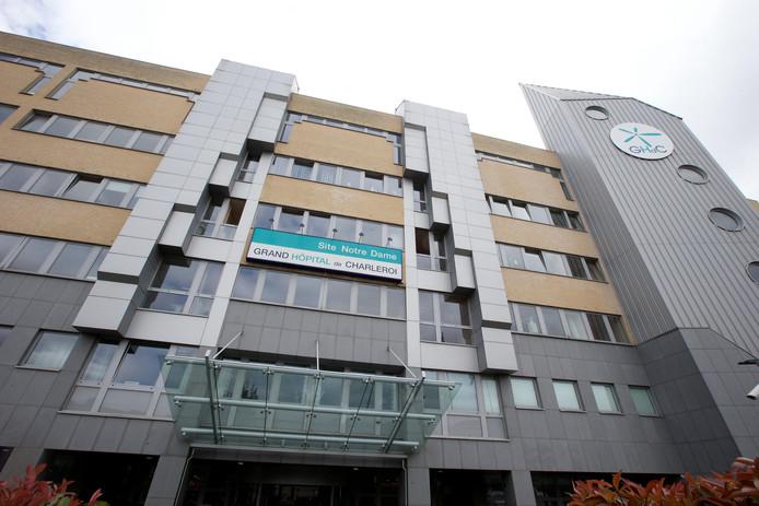Hôpital Notre-Dame à Charleroi