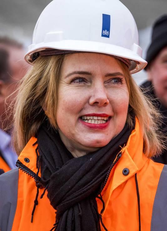 Minister Cora van Nieuwenhuizen (VVD).