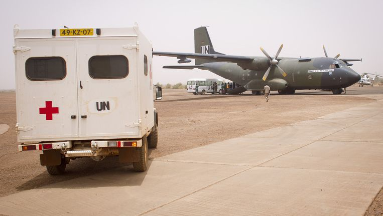 Twee hulpverleners die voor een Noorse liefdadigheidsorganisatie werkten, zijn in het noorden van Mali gedood toen hun auto op een bom of landmijn reed. Beeld anp