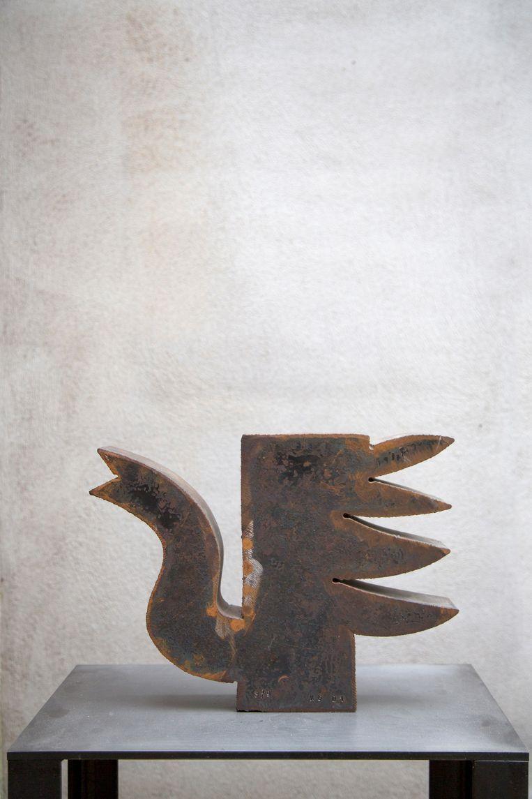 Gevleugeld, 2001. Beeld Julius Wintermans