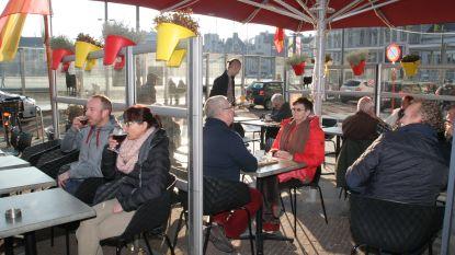 """""""Horeca, verenigt u. We zullen initiatieven steunen"""": stad doet oproep naar uitbaters"""