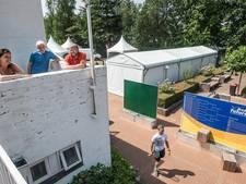 Live muziek, foodtrucks en tennis: opbouw voor Breda Future in volle gang