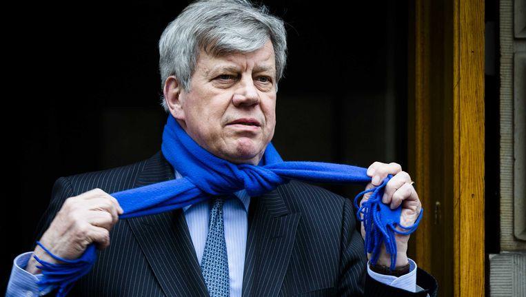 Minister Ivo Opstelten (Veiligheid en Justitie) Beeld anp